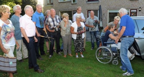 Wethouder roemt inzet Woldhulp